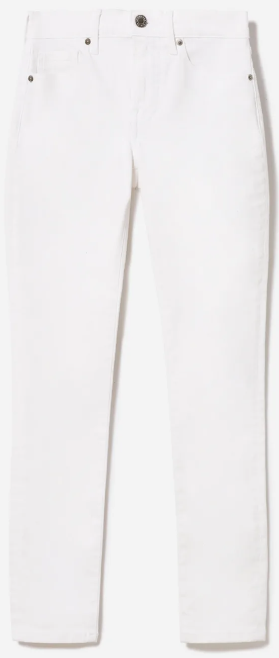 Everlane Women's The Authentic Stretch Mid-Rise Skinny