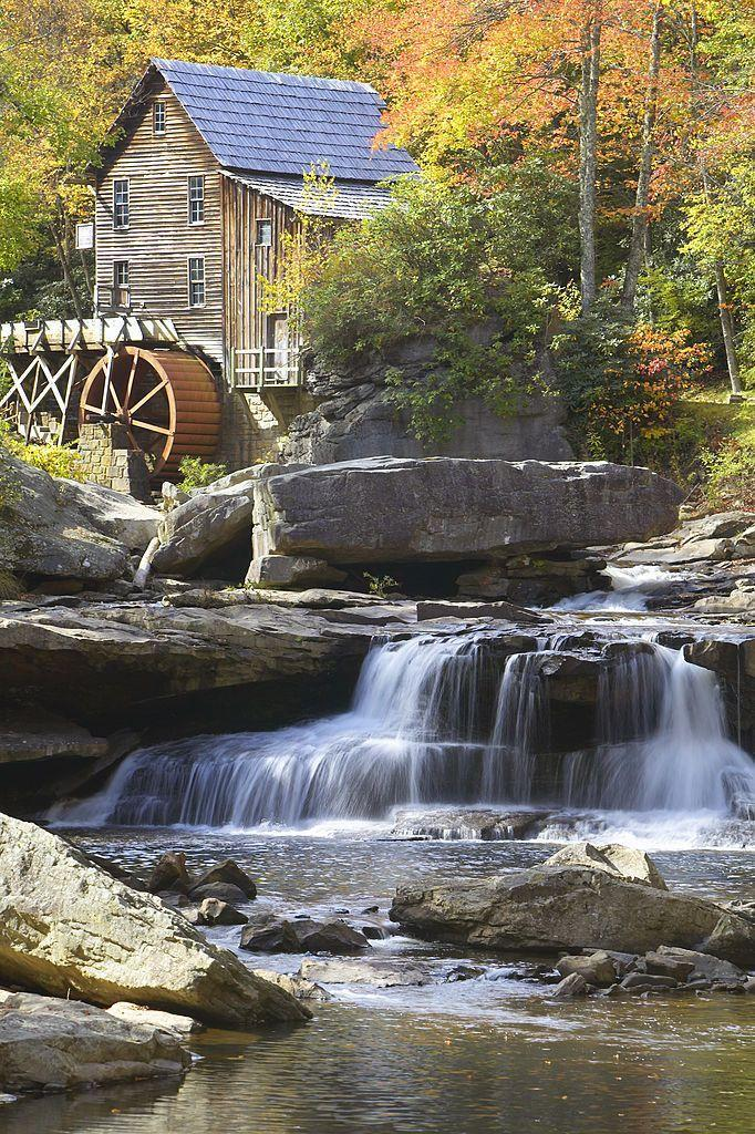 """<p><a href=""""http://www.onlyinyourstate.com/west-virginia/grist-mill-wv/ """" rel=""""nofollow noopener"""" target=""""_blank"""" data-ylk=""""slk:Babcock State Park"""" class=""""link rapid-noclick-resp"""">Babcock State Park</a> is a gorgeous place, but its crown jewel might be the Glade Creek Grist Mill. A still-working tribute to the mills that used to dot the West Virginia landscape, it's a fascinating glimpse into the past.</p>"""