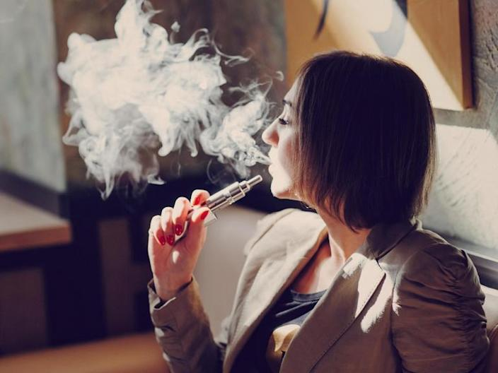 Harmful effects of vaping being ignored by UK health authorities, leading professor says