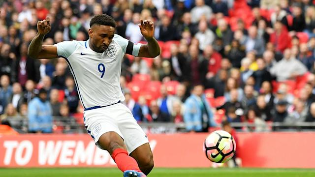The veteran striker put Gareth Southgate's side on the road to victory and was happy to be playing international football again