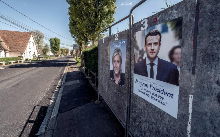 Mainstream newspapers are flocking to back centrist Emmanuel Macron against far-right rival Marine Le Pen