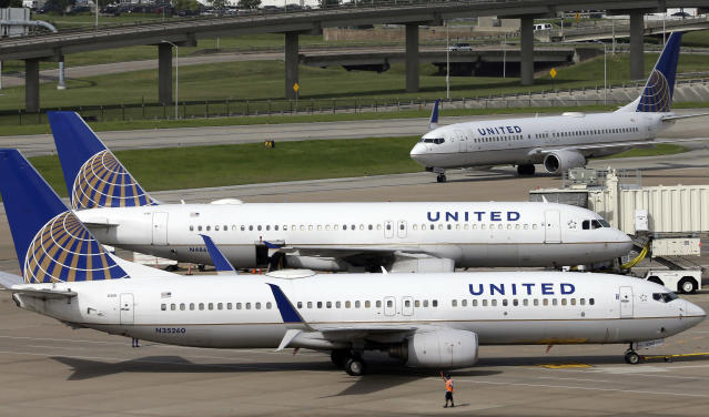 United has improved its practices and is bumping a lot less people than before. (AP)