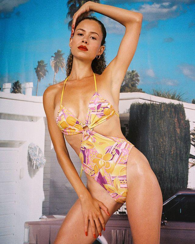 """<p>This colorful and bold new swimwear brand celebrates all body types. </p><p><a class=""""link rapid-noclick-resp"""" href=""""https://www.dosswim.com/tops"""" rel=""""nofollow noopener"""" target=""""_blank"""" data-ylk=""""slk:SHOP"""">SHOP</a></p><p><a href=""""https://www.instagram.com/p/CH0lrE5FgPU/"""" rel=""""nofollow noopener"""" target=""""_blank"""" data-ylk=""""slk:See the original post on Instagram"""" class=""""link rapid-noclick-resp"""">See the original post on Instagram</a></p>"""