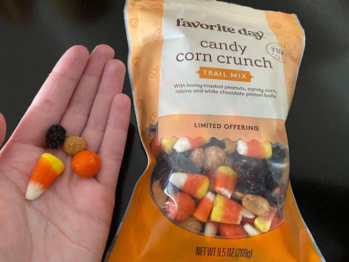 Favorite Day Candy Corn Crunch