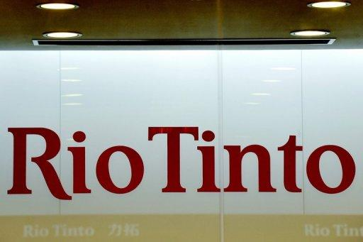 Rio Tinto has about Aus$22 billion ($22.8 bln) worth of projects underway