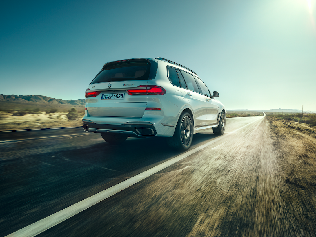 <p>BMW has been expanding further and further into the SUV segment, most notably with its three-row X7. Instead of giving us extra space or more seats, why not a cargo bed? We'd love to see a 523-horsepower BMW pickup. </p>