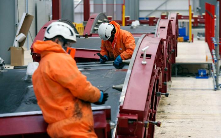 The working time directive could be up for review - PA