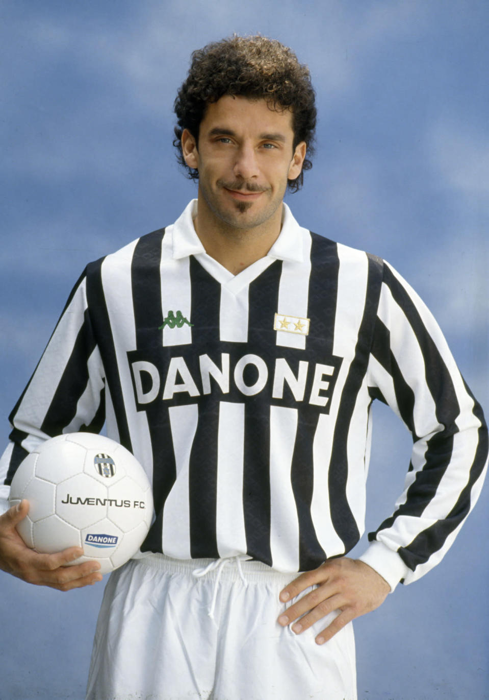 <p><b>Gianluca Vialli</b><br><b>1992:</b> Sampdoria v Juventus for £12m </p>