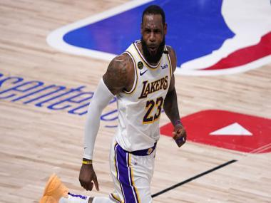 NBA Finals: Lakers' LeBron James savours fourth title, calls it 'one of the greatest accomplishments'