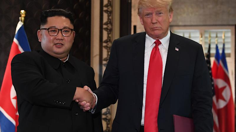 Comedians Stayed Up To Riff On North Korea Summit So You Didn't Have To