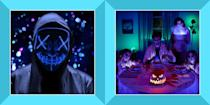 """<p>Halloween is right around the corner! If you want to up the spookiness factor at home consider adding some unique gadgets to your house to liven things up a bit. We'll help you shop for everything you need to have a high-tech Halloween at home, from animatronics to <a href=""""https://www.bestproducts.com/home/decor/g1732/halloween-lights-decorations/"""" rel=""""nofollow noopener"""" target=""""_blank"""" data-ylk=""""slk:cool lights"""" class=""""link rapid-noclick-resp"""">cool lights</a> to <a href=""""https://www.bestproducts.com/tech/gadgets/g3467/smart-speakers-alexa-google-assistant-cortana/"""" rel=""""nofollow noopener"""" target=""""_blank"""" data-ylk=""""slk:smart speakers"""" class=""""link rapid-noclick-resp"""">smart speakers</a>. Be sure to also check out our guide to having the ultimate <a href=""""https://www.bestproducts.com/lifestyle/g33483670/halloween-movie-marathon-ideas/"""" rel=""""nofollow noopener"""" target=""""_blank"""" data-ylk=""""slk:Halloween movie marathon"""" class=""""link rapid-noclick-resp"""">Halloween movie marathon</a> while you're at it!</p><p>Even if you don't have a smart speaker, there are plenty of cool high-tech Halloween items worth shopping for. Our recommended picks range from timid LED lights to a terrifying animatronic clown that's basically nightmare material, and everything in between. Happy Halloween!</p>"""