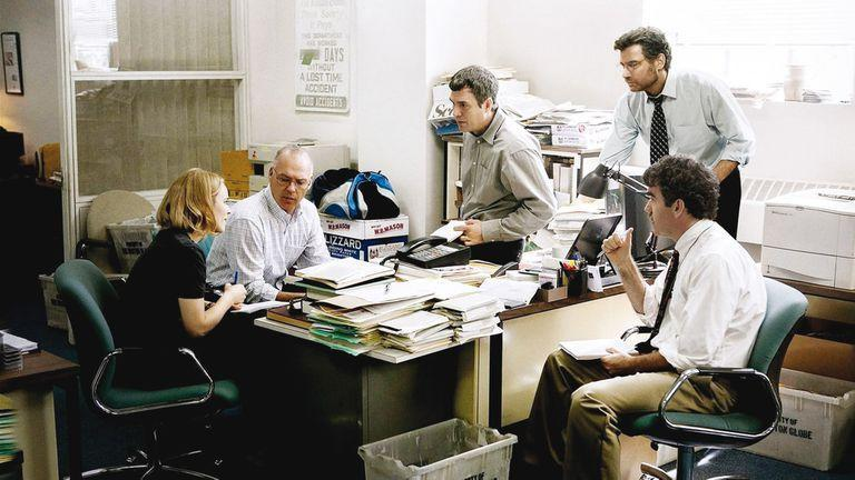 Spotlight, by Todd McCarthy, winner of the 2016 Oscar for Best Picture