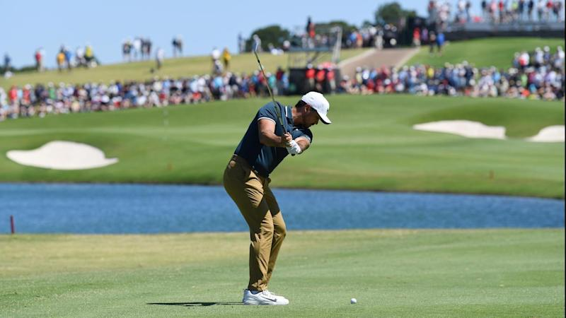 Jason Day was the main drawcard for November's Australian Open at The Australian Golf Club.