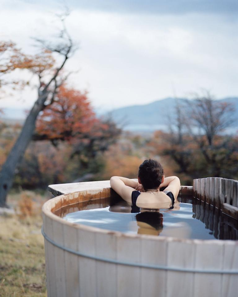 <p>Summer is here and now that we can relax on a staycation in England (from 4 July) and in other parts of the UK later in July, it's time to start planning that hot tub break. To help you make the most of your vaycay, we thought we'd bring you the best post-lockdown inspo with our pick of the best Airbnbs with hot tubs around the UK.<br></p><p>Now that we're allowed to plan our travels, we're ready to maximise our weekends with a break on home soil - because there's no need to fly when there's gorgeous scenery right here.</p><p>Dotted up and down the country are plenty of Airbnbs with hot tubs. Sure, they're not a white-wash apartment in Santorini but they are close to home, affordable and promise you a good dose of country air. Or, if you head south, the chance to surf the waves!</p><p>And to persuade you that they're really no cop-out WH has found plenty of places for all groups and travel tribes. Are you a couple on a cosy mini break? Head to Snowdonia for a tub with a view. A group of 10+ women on a hen? We've found you a bolthole in the Cotswolds. </p><p>Plus, did you know that soaking in a hot tub before bed can help nix insomnia? They've also been proven to ease back pain too. </p><p>Keep scrolling for the best Airbnbs with hot tubs for a post-lockdown staycay. </p>