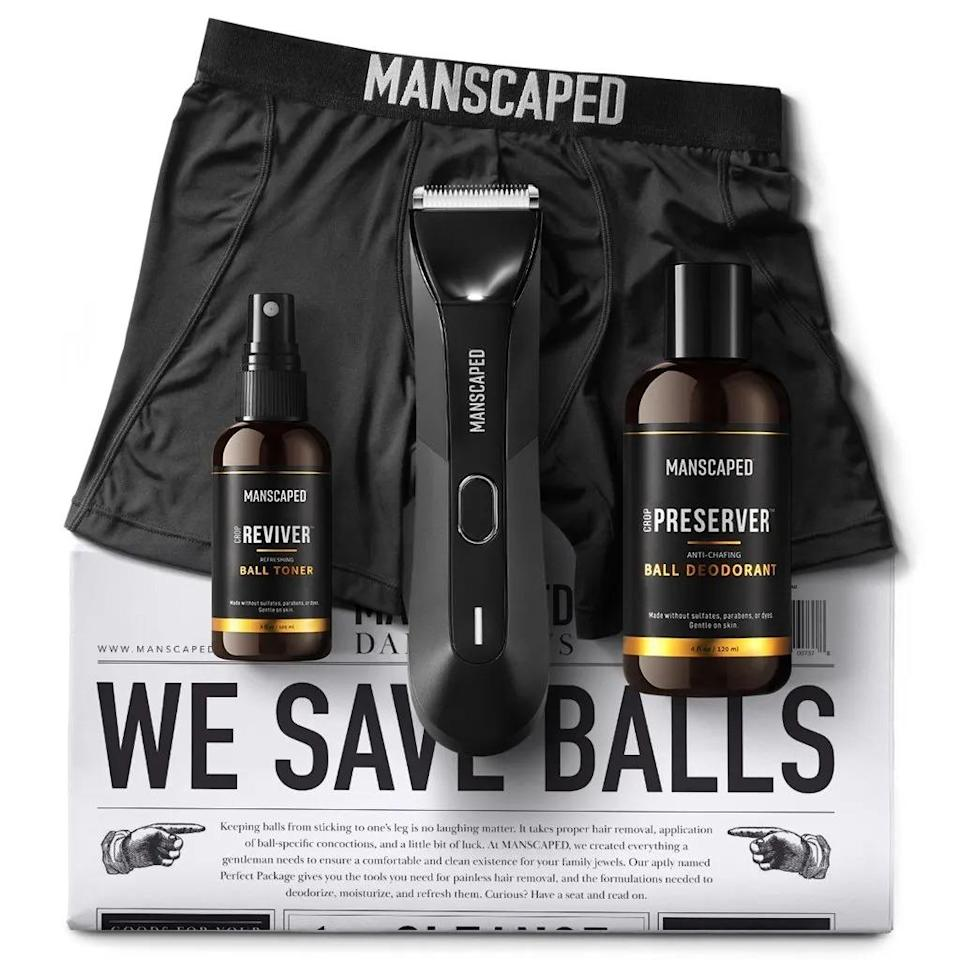 Manscaped Perfect Package 2.0 Kit