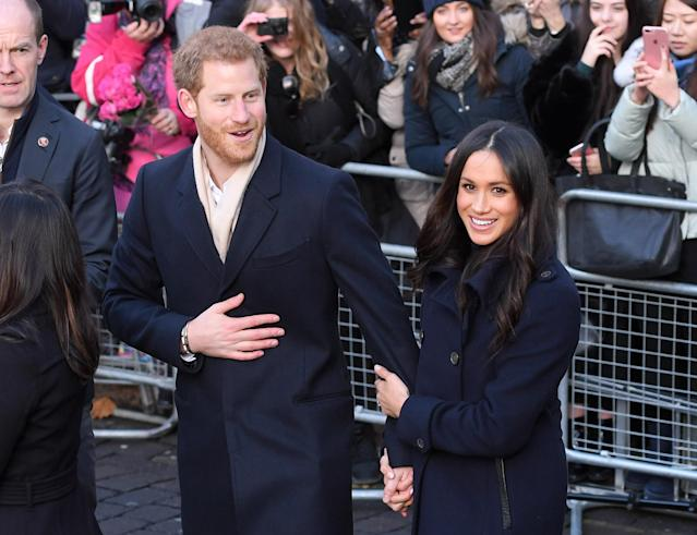 Prince Harry has always had a tricky relationship with the royal role. (Getty Images)