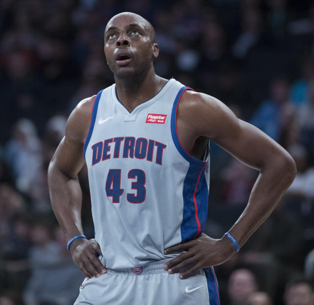 "<a class=""link rapid-noclick-resp"" href=""/nba/players/4371/"" data-ylk=""slk:Anthony Tolliver"">Anthony Tolliver</a> shot 43.6 percent from 3-point range last season. (AP)"