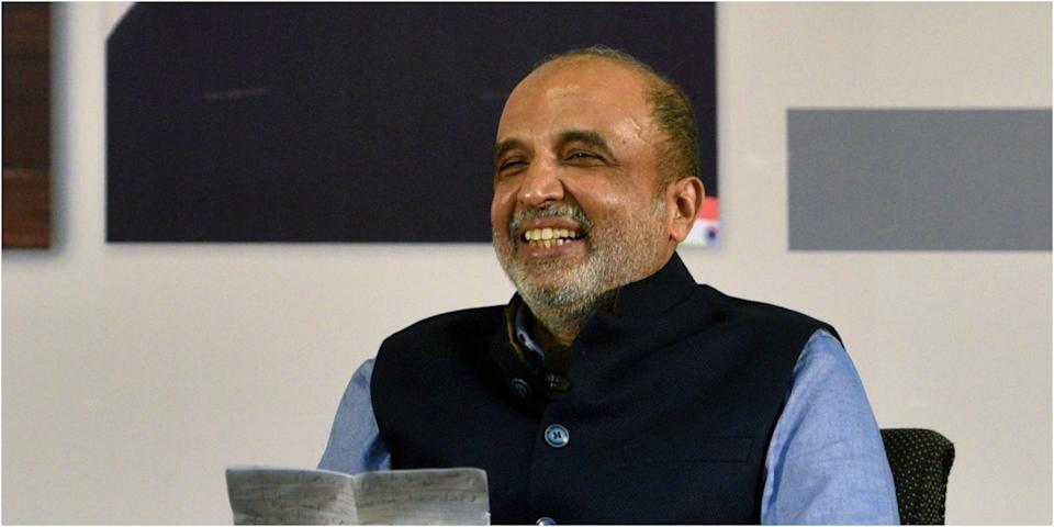 Sanjay Jha. Photo: Getty Images