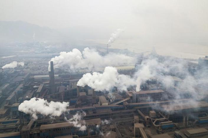 Rapid industrialisation has pulled China's economy up by its bootstraps, but the environment has suffered along the way