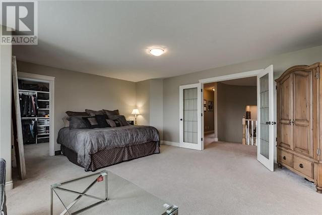 <p><span>238 Horlick Cres., Saskatoon, Sask.</span><br> The master bedroom is spacious, and the other three bedrooms are pretty roomy, too.<br> (Photo: Zoocasa) </p>