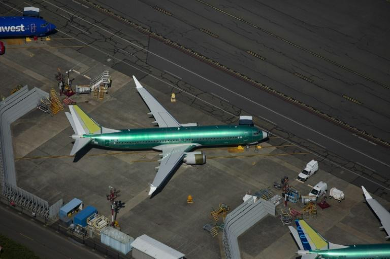Boeing 737 MAX airplanes were grounded worldwide after the Lion Air and Ethiopian Airlines crashes in 2018