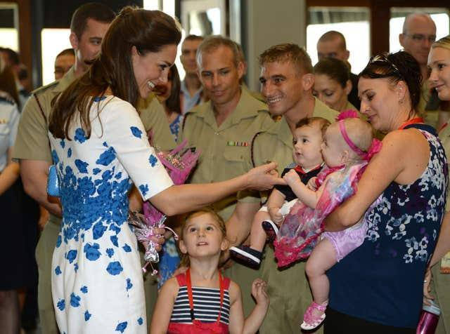 Royal visit to Australia and NZ – Day 13