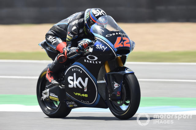 "2018: Francesco Bagnaia (Kalex) <span class=""copyright"">Gold and Goose / Motorsport Images</span>"