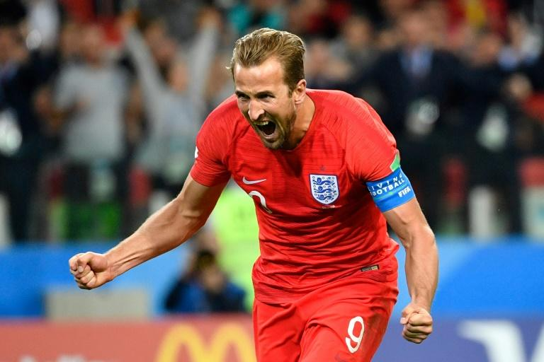Golden boy: Harry Kane will be presented with the World Cup Golden Boot on Saturday