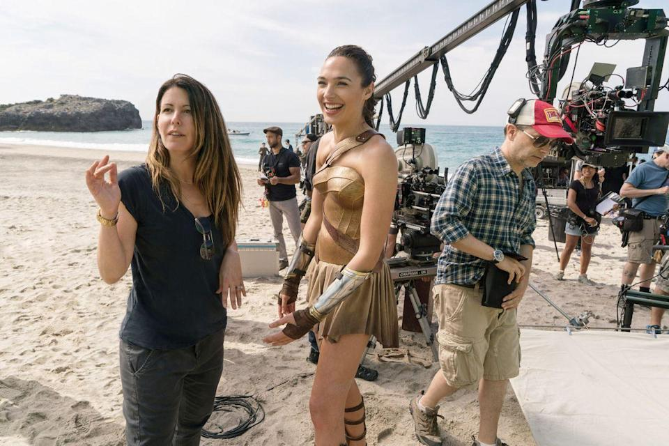 <p>While the Amazon warrior handily claimed the box office crown among 2017's superhero movies, Patty Jenkins's blockbuster joined <em>The Dark Knight </em>and <em>The</em> <em>Avengers </em>on the list of giant-sized comic book hits that got the cold shoulder come awards time. Is this something else we can blame on <em>Justice League</em>? (Photo: Warner Bros.) </p>