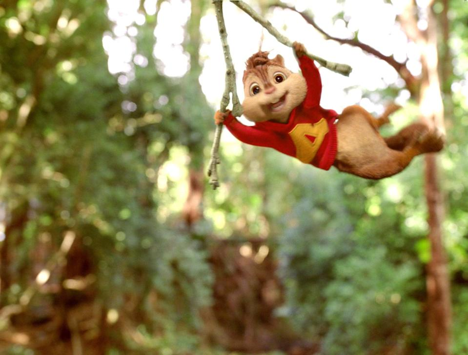 """<p><b>HBO Max's Description:</b> """"Mischievous musical chipmunks Alvin, Simon and Theodore kick it into 'survivor' mode in this third riotous part in the series. Thanks (as usual) to the ever-troublesome Alvin, a kite ride during a cruise ship voyage lands the Chipmunks on a deserted island with their hapless buddy Dave (Jason Lee), their female-singing pals the Chipettes, and the nefarious Ian (David Cross).""""</p> <p><a href=""""https://play.hbomax.com/feature/urn:hbo:feature:GXl537gP6PSLCHAEAABMX"""" class=""""link rapid-noclick-resp"""" rel=""""nofollow noopener"""" target=""""_blank"""" data-ylk=""""slk:Watch Alvin and the Chipmunks: Chipwrecked on HBO Max here!"""">Watch <b>Alvin and the Chipmunks: Chipwrecked</b> on HBO Max here!</a></p>"""