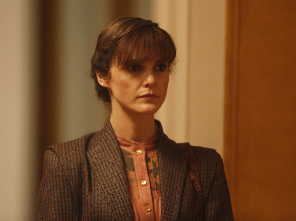 """The Clock"" -- Keri Russell as Elizabeth Jennings"