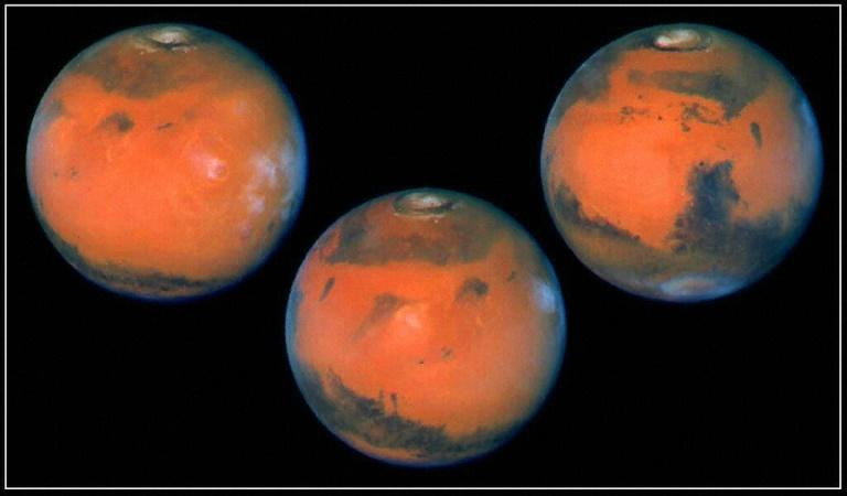 A trio of Mars missions in the starting blocks