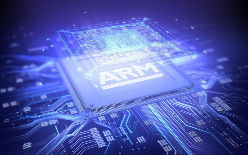The company is expanding from chips for smartphones and household devices  - ARM Holdings
