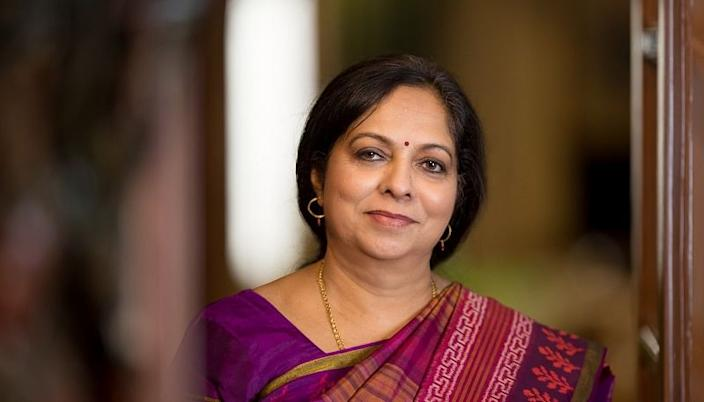 Kumari Shibulal, Founder of Sarojini Damodaran Foundation