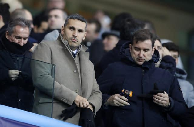 Manchester City chairman Khaldoon Al Mubarak is expanding his portfolio (Martin Rickett/PA)