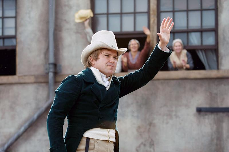 Rory Kinnear stars in Mike Leigh's 'Peterloo' (Photo: Courtesy of Amazon Studios/Everett Collection)