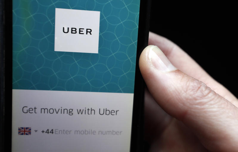 UK panel rules Uber drivers have rights on wages, time off