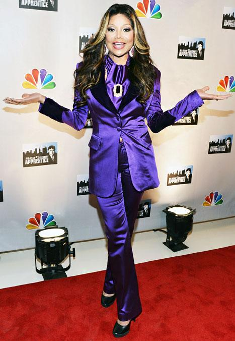 La Toya Jackson explains why she gave her dog, Prince, the same name as her brother Michael's sons