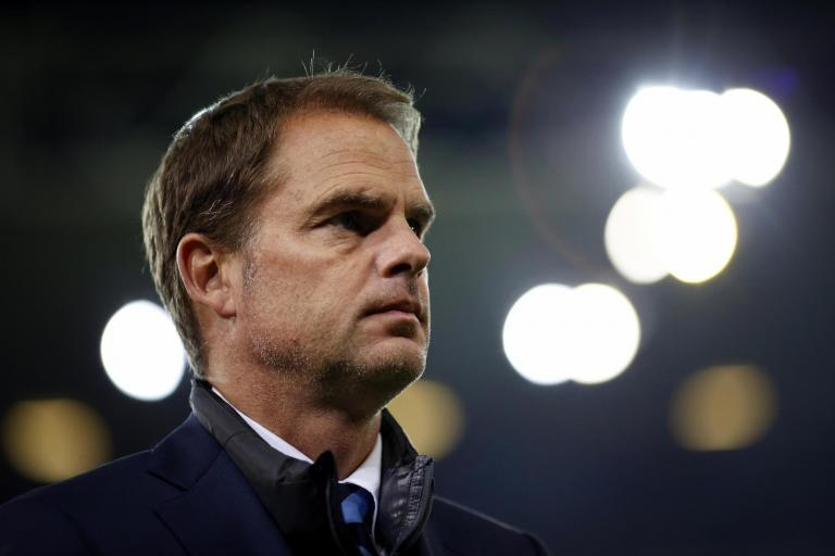 Frank de Boer 'will do everything' to be a success at Crystal Palace, says Ronald