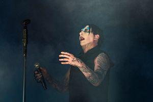 Marilyn Manson at Louder Than Life