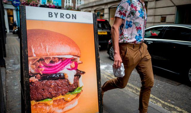 Coronavirus: 650 jobs lost as burger chain Byron flips out of administration