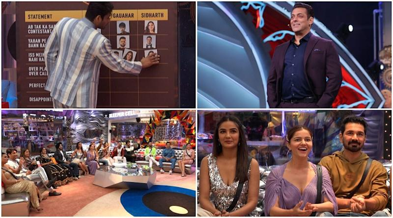Bigg Boss 14 Weekend Ka Vaar October 11: Salman Khan Calls Contestants 'Substandard', Asks 10 Freshers To Pack Their Bags - 5 Highlights From BB14 Episode