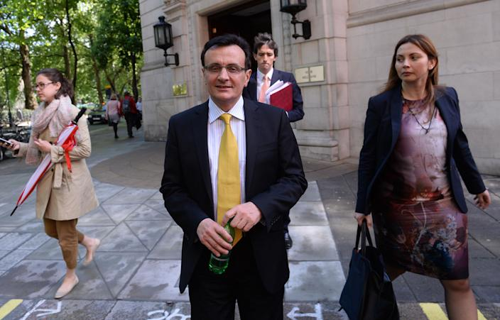Pascal Soriot is the chief executive at AstraZeneca (Getty)