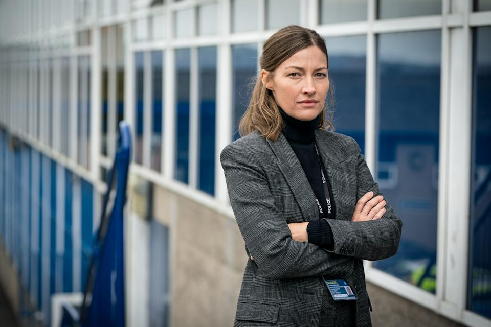 Programme Name: Line of Duty S6 - TX: n/a - Episode: Line Of Duty - Ep 4 (No. n/a) - Picture Shows:  DCI Joanne Davidson (KELLY MACDONALD) - (C) World Productions - Photographer: Steffan Hill