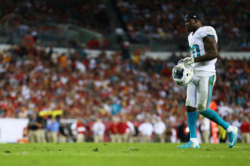 Miami Dolphins player Reshad Jones is slapped with a four-game suspension for violating the National Football League's policy on performance-enhancing drugs