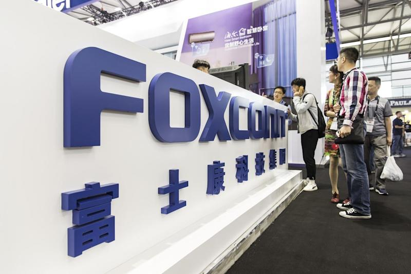 Trouble With COGS Hits Foxconn's Profit Machine