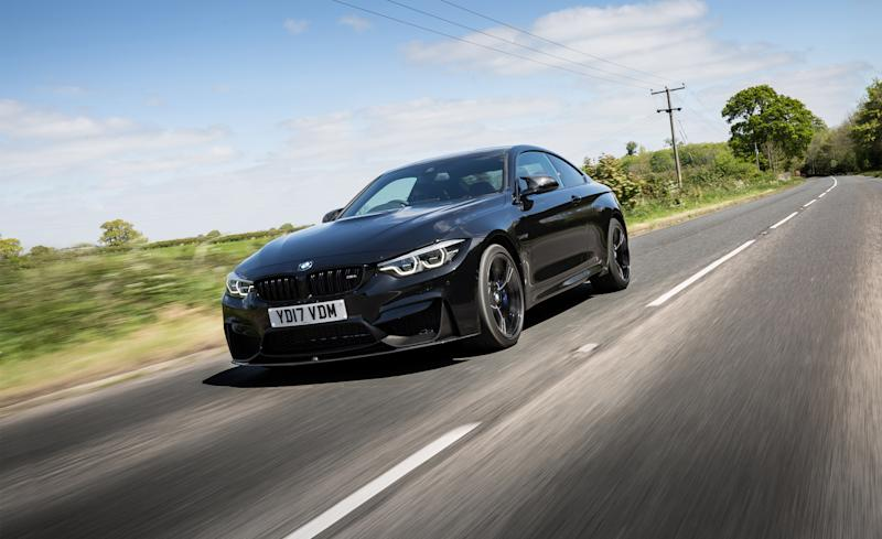 The BMW M4 Seems Destined To Forever Be The Second Most Exciting Model In  The 4 Series Clan, Having Previously Played Second Fiddle To The Water Injected  M4 ...