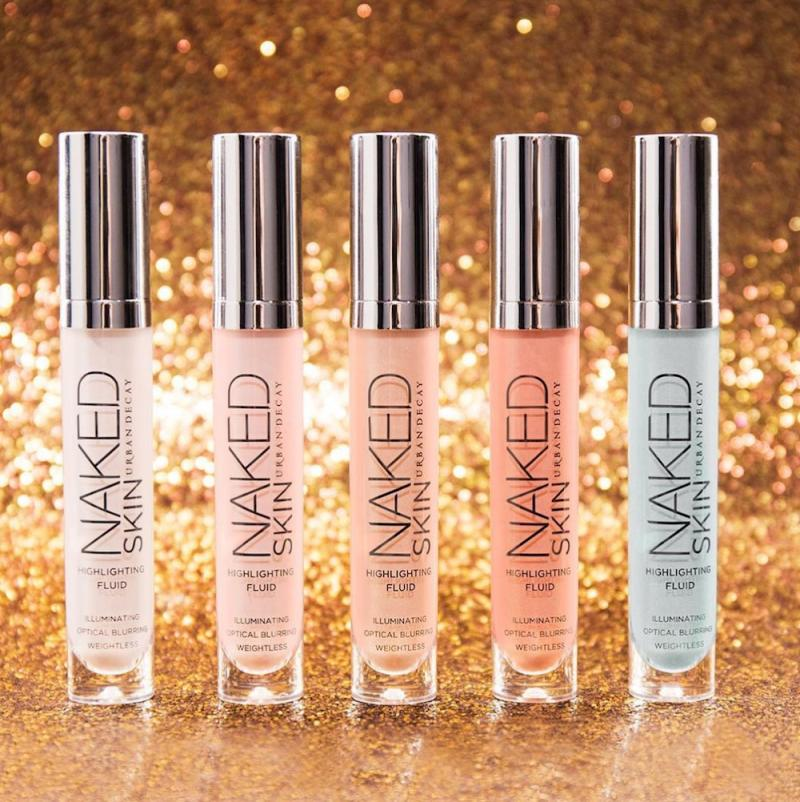 Urban Decay is launching Naked Skin Highlighting Fluid sticks, proving strobing is here to stay