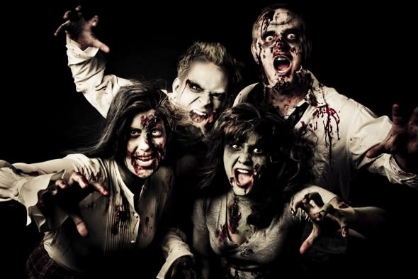 Survival Zombie event draws 2,000 to Spain