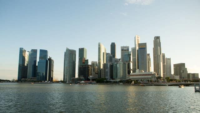 Singapore is one of the pact members (Steve Parsons/PA)